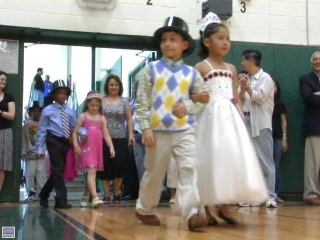 FIRST GRADE DANCERS