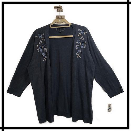 Women's Cardigan Sweater - Karen Scott