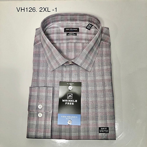 Men's Shirt - VanHeusen Slim Fit 18; 34/35