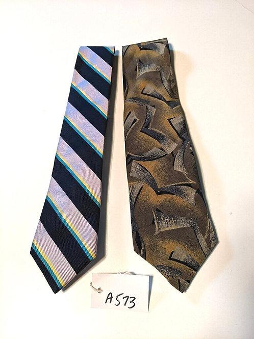Men's Neckties - set of 2