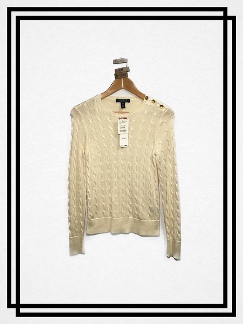 Women's Sweater  (petite ) -Ralph Lauren