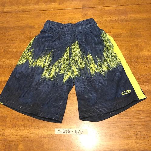 Children's gym shorts