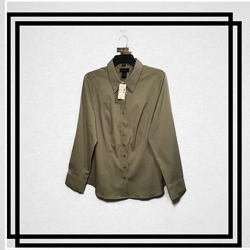 Women's Long Sleeve Shirt -Lane Bryant