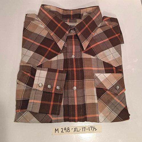"Men's Shirt - 17-171/2 "" neck"