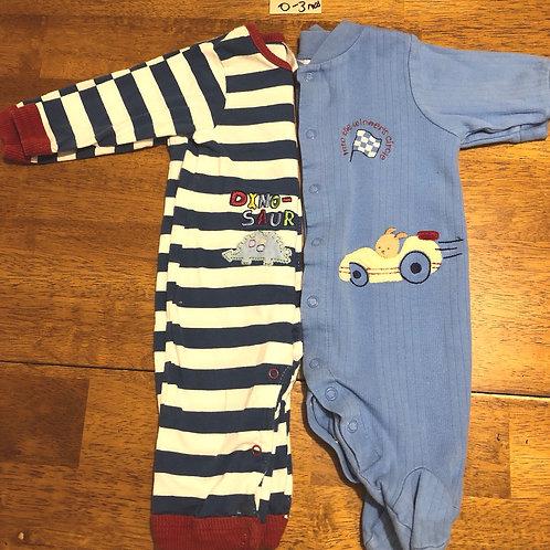 Children's  Pajamas -2 pack