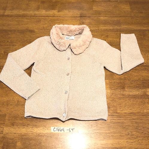Children's lightweight sweater jacket