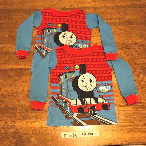 Children's pajama shirts -2 pack