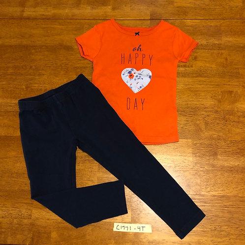 Children's Set - pants & top