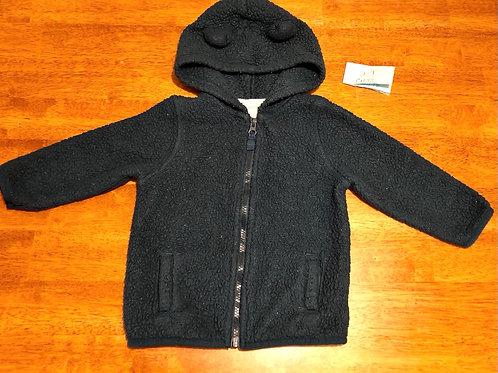 Children's hooded lightweight coat