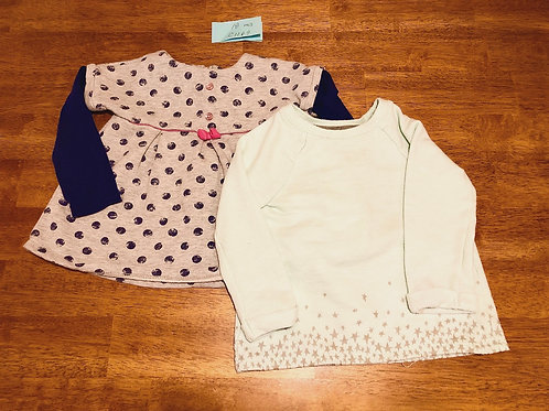 Children's sweater/pullover - 2 pack
