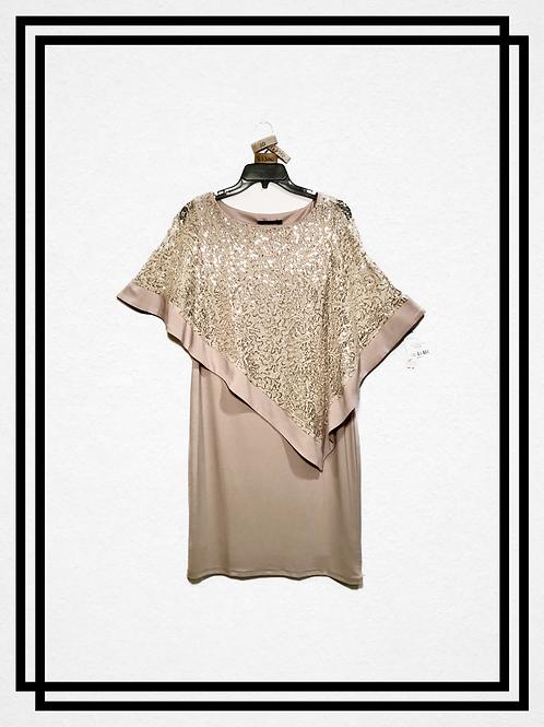 Women's (petite ) Sequened Dress
