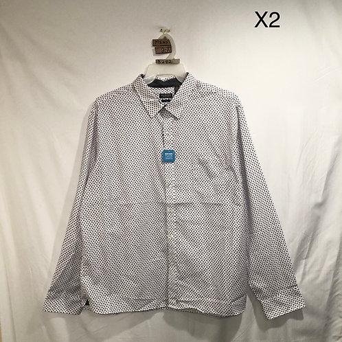 Men's Shirt - VanHeusen -never tuck