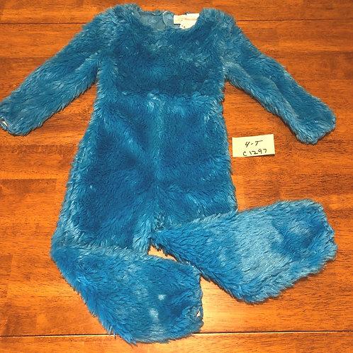 Children's Cookie Monster costume