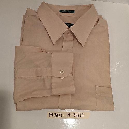 "Men's Shirt - 19"" neck / 34-35 sleeve"