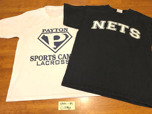 Youth shirts - Two pack