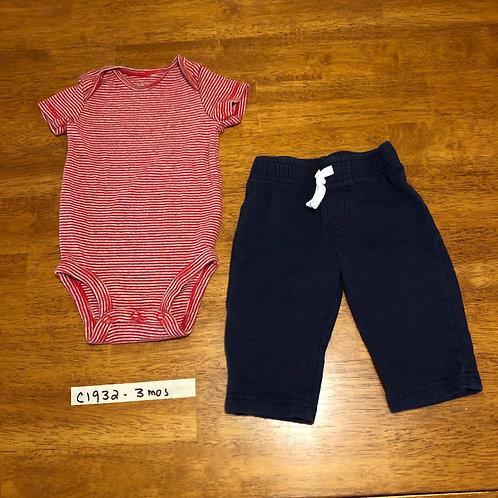 Infant Onesie & pants set