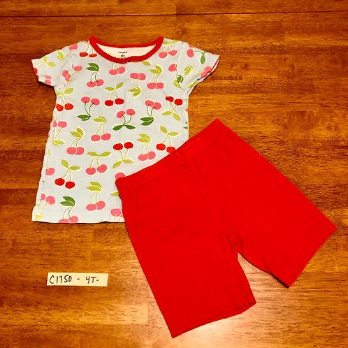 Children's Set - shorts & top