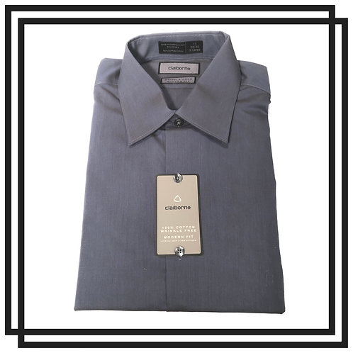 """Men's Shirt 17"""" - 32/33 - Liz Claiborne"""