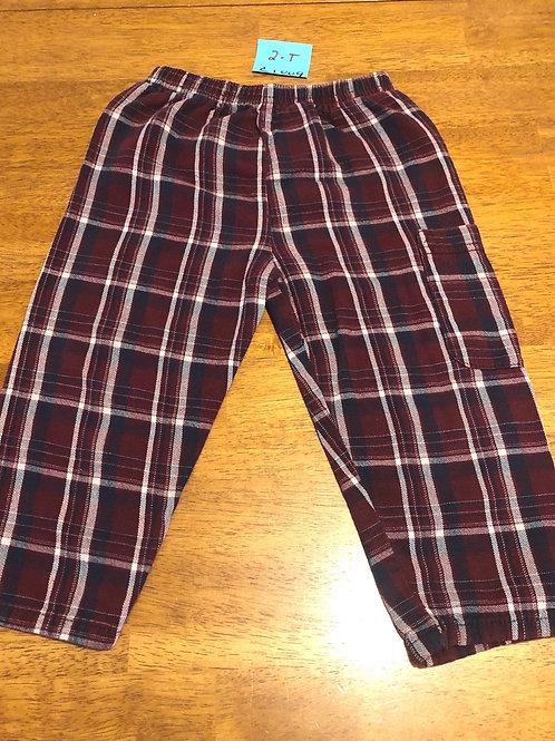 Children's flannel pants