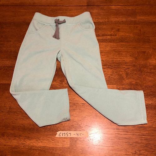 Children's fleece pants