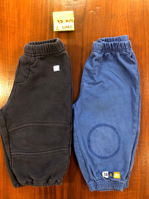 Children's sweatpants - 2 pack