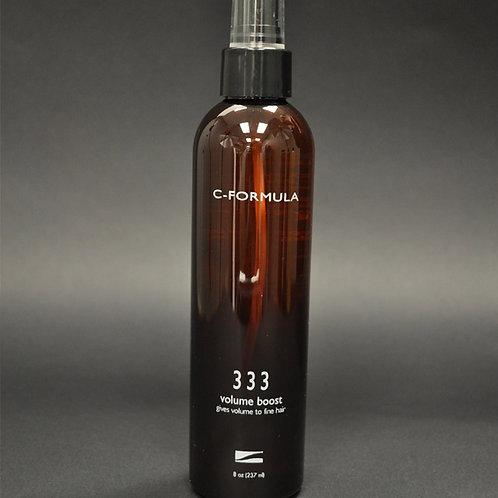 C-Formula 333 Volume Boost