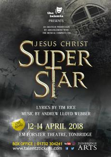 Jesus Christ Superstar Poster 2018