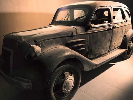 Βρέθηκε έπειτα από 79 χρόνια το πρώτο αυτοκίνητο της Toyota