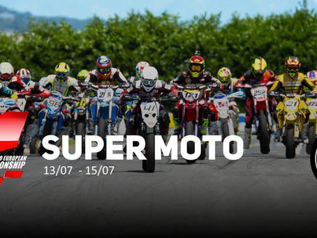Ετοιμάσου για το απόλυτο Ευρωπαικό Super Moto Championship.