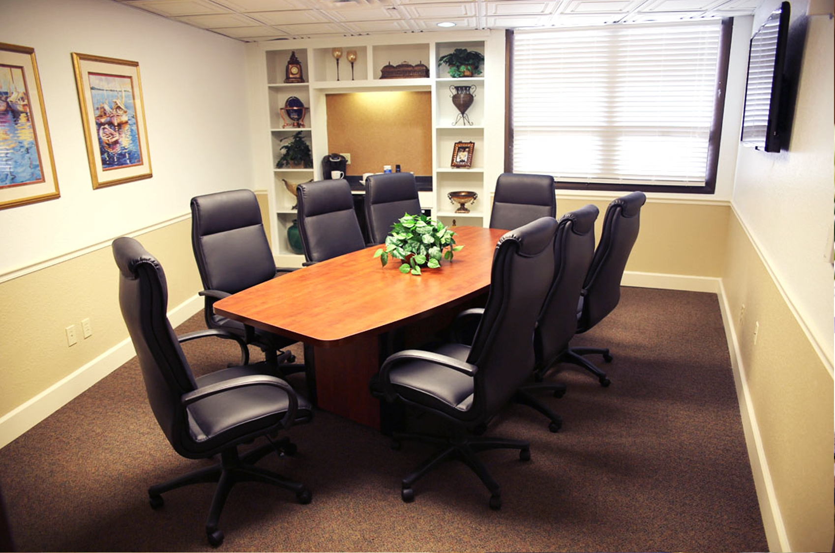 The Forum Executive Conference Room