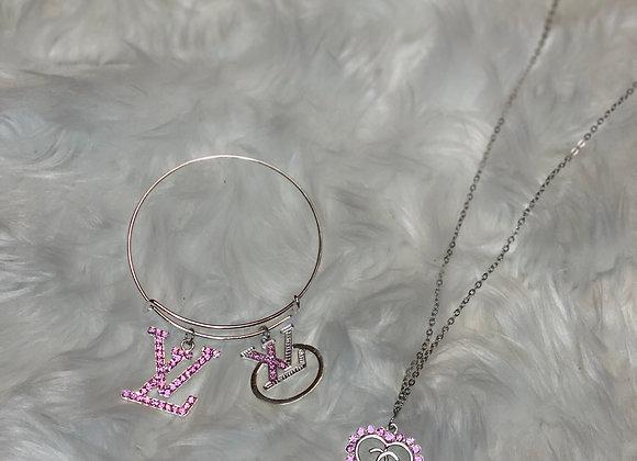 Boujie Set (Silver)