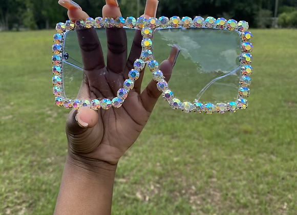 Blinged Out Trinndy Shades: TrinFetti