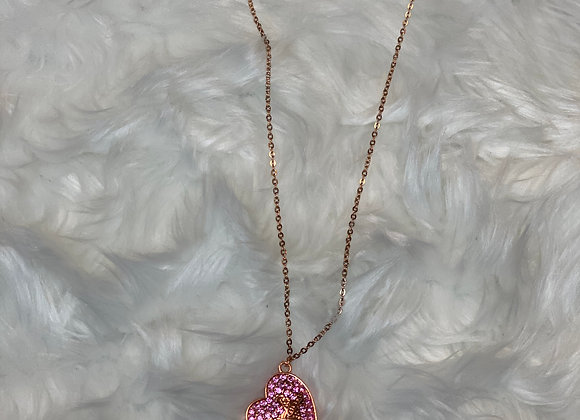 Boujie Necklace (Rose Gold)