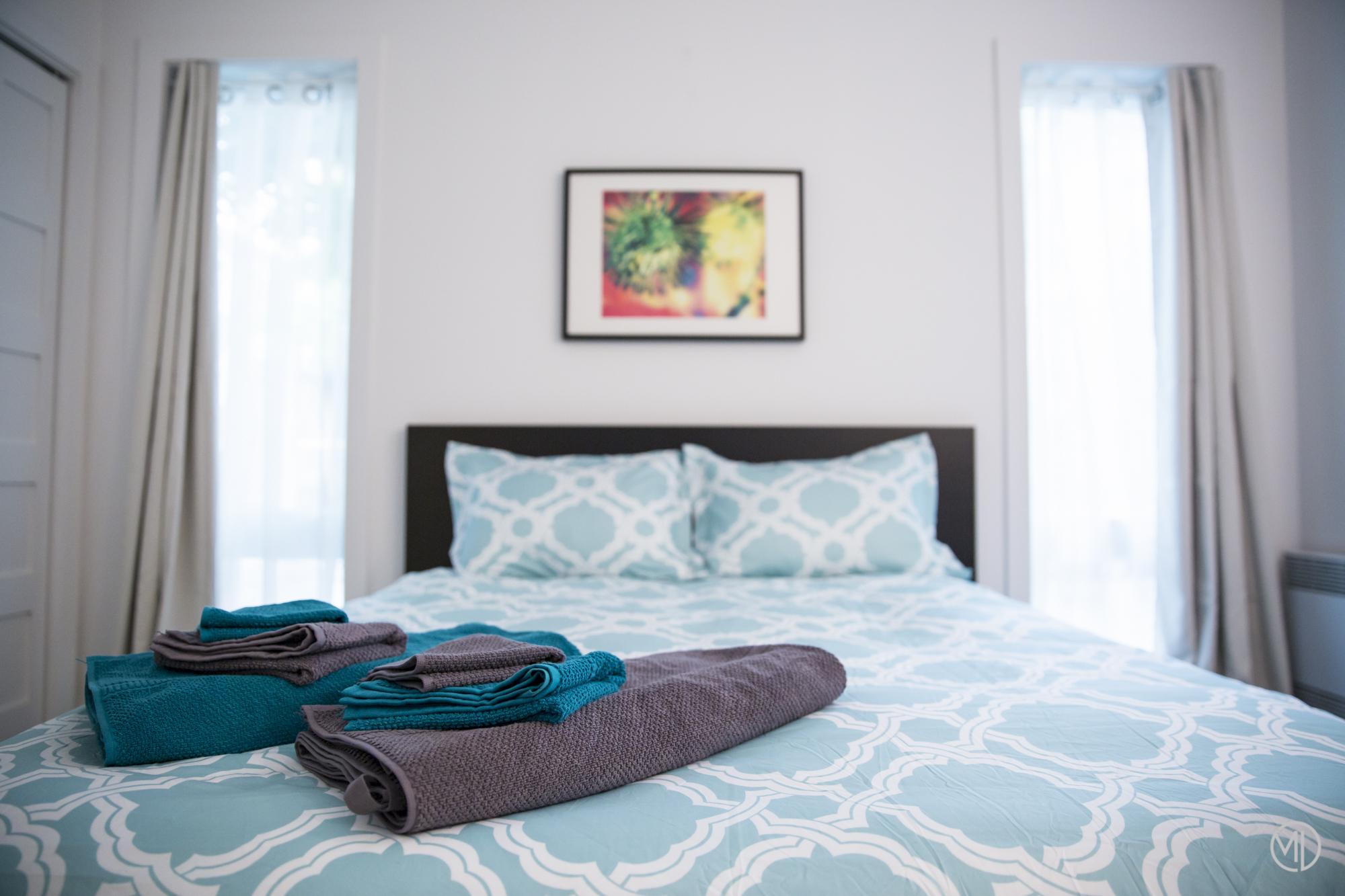 Airbnb chambre photos Montréal