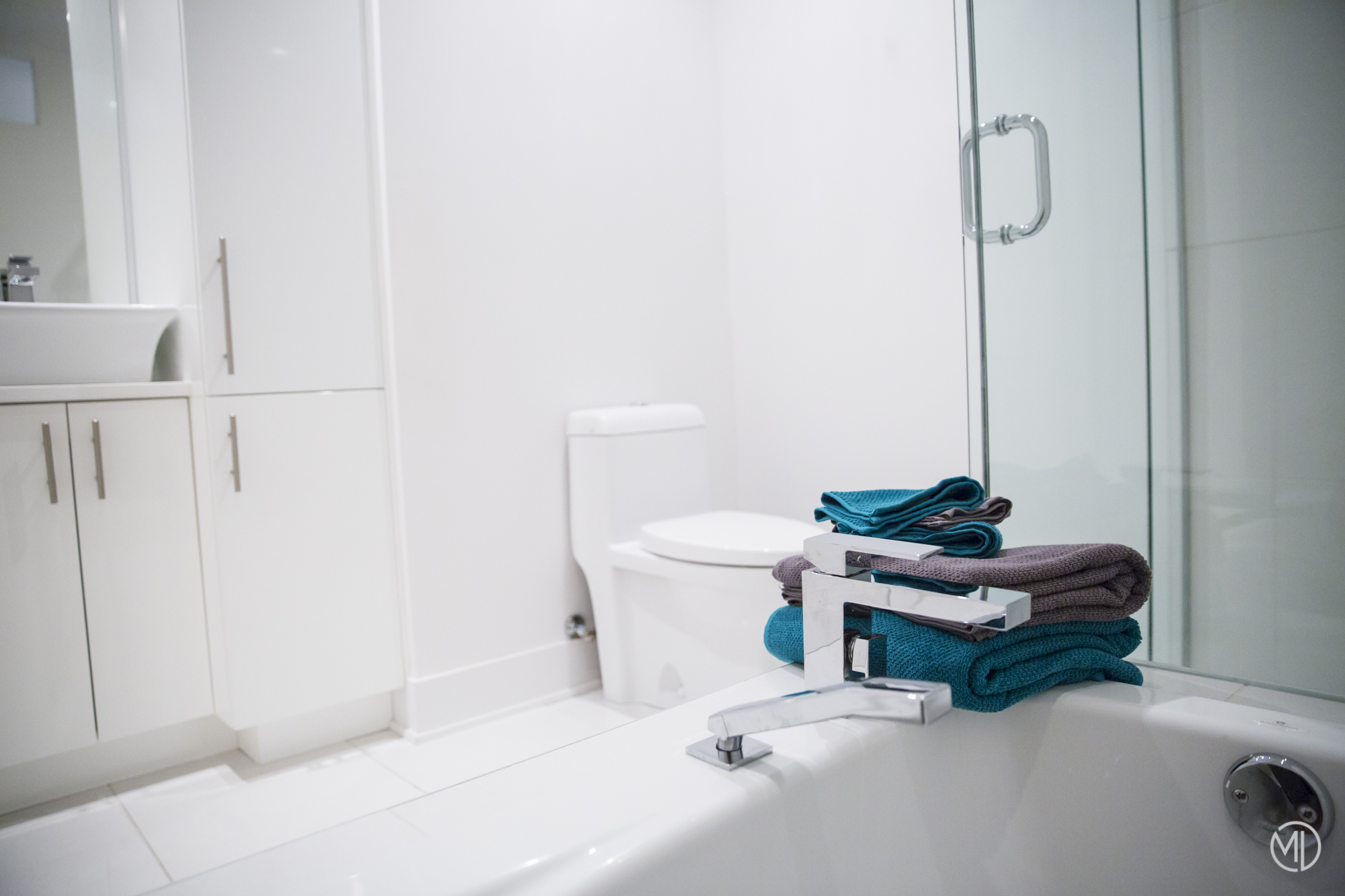 Airbnb salle de bain photos Montréal