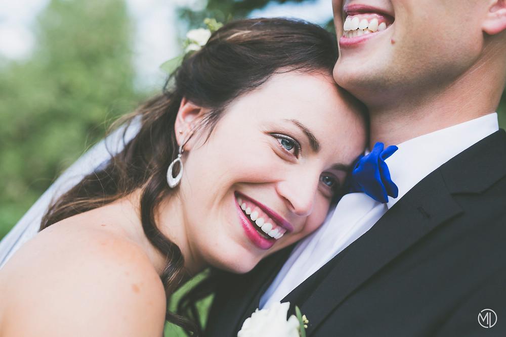 Photo mariage Andréa et Olivier Rougemont Rive-Sud de Montréal Marie Deschene