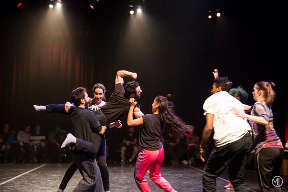 Photo CCOV danse groupe Mtl Deschene