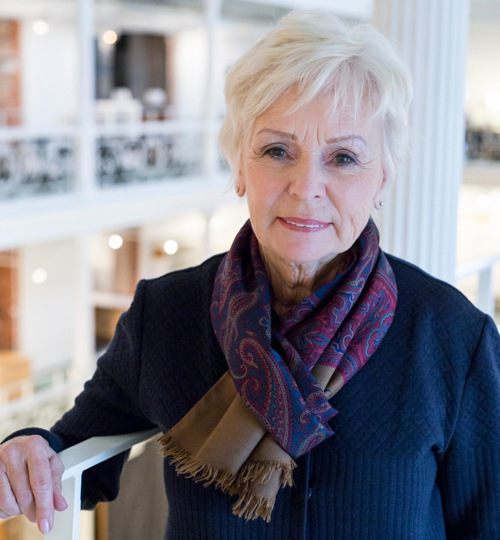 Photo femme Yolande BAnQ Montréal