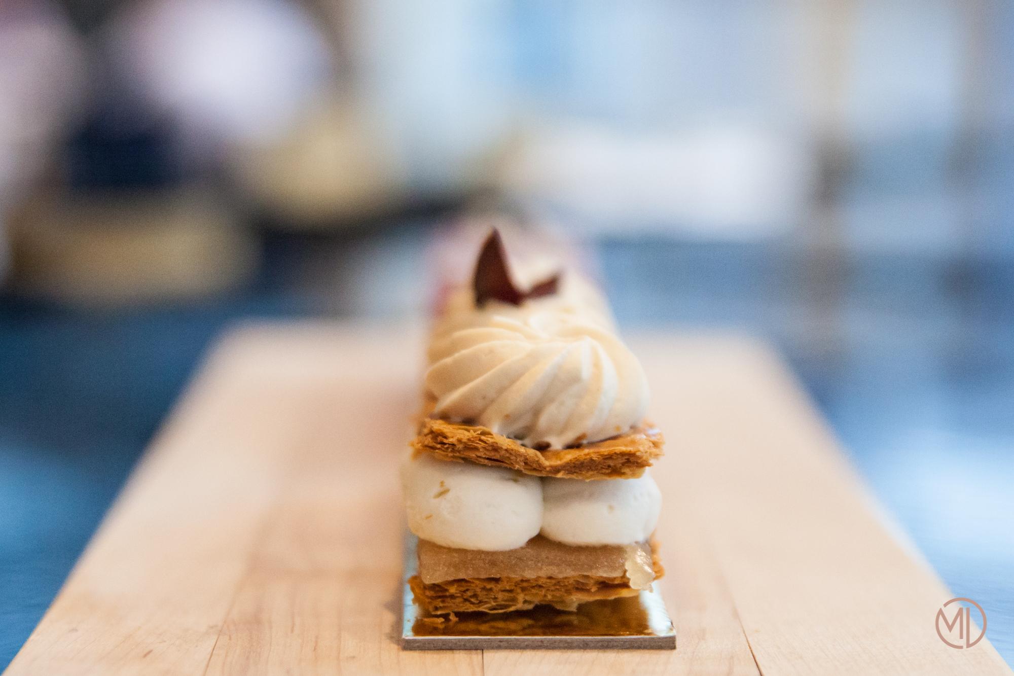 Renoir Sofitel dessert Montréal