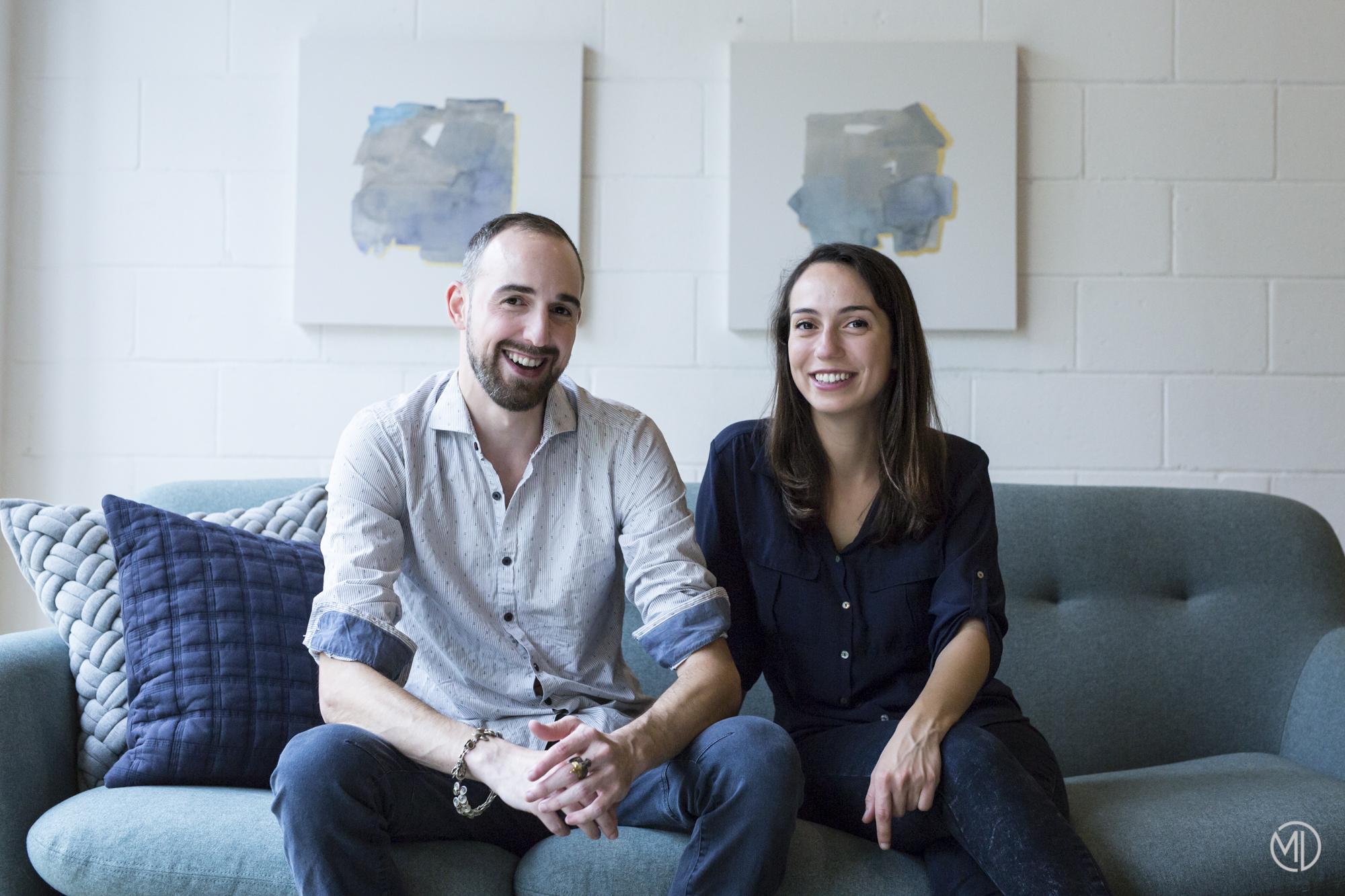 Portrait Mtl Pierrette & Paulette