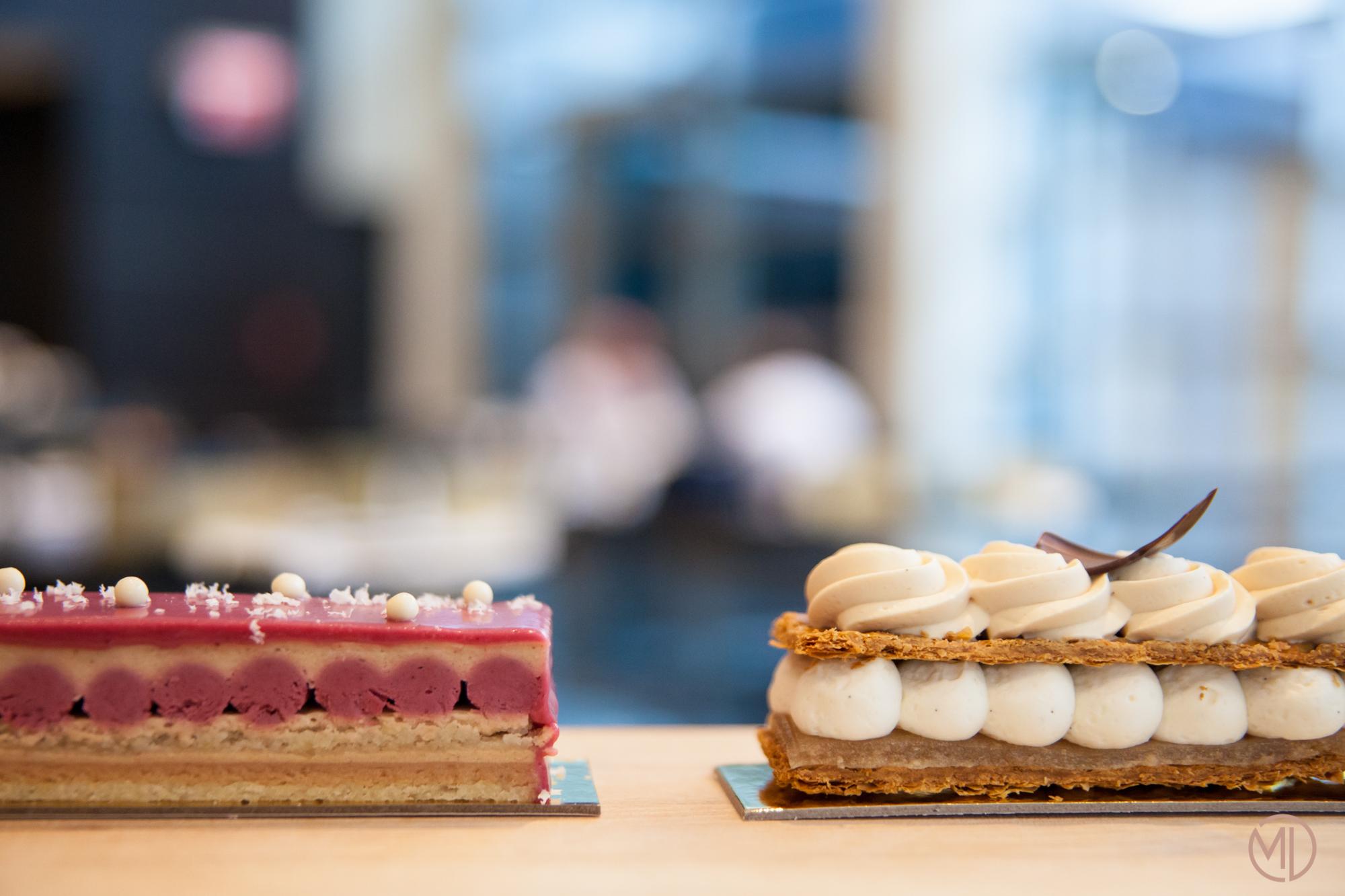 Renoir Sofitel desserts Montréal