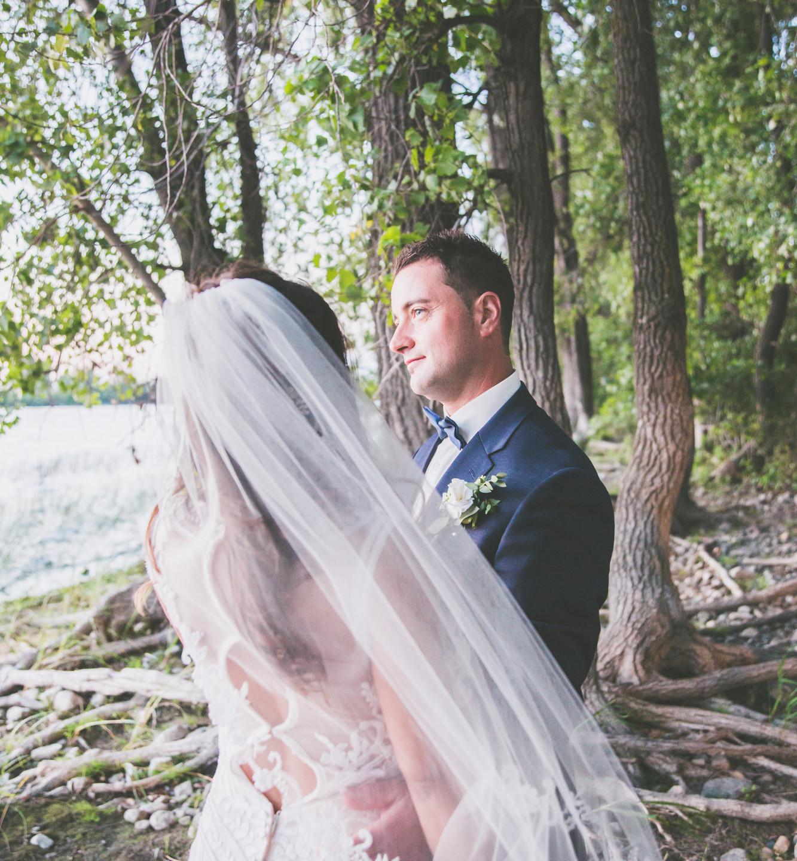 Photo mariage Navark Montréal vent