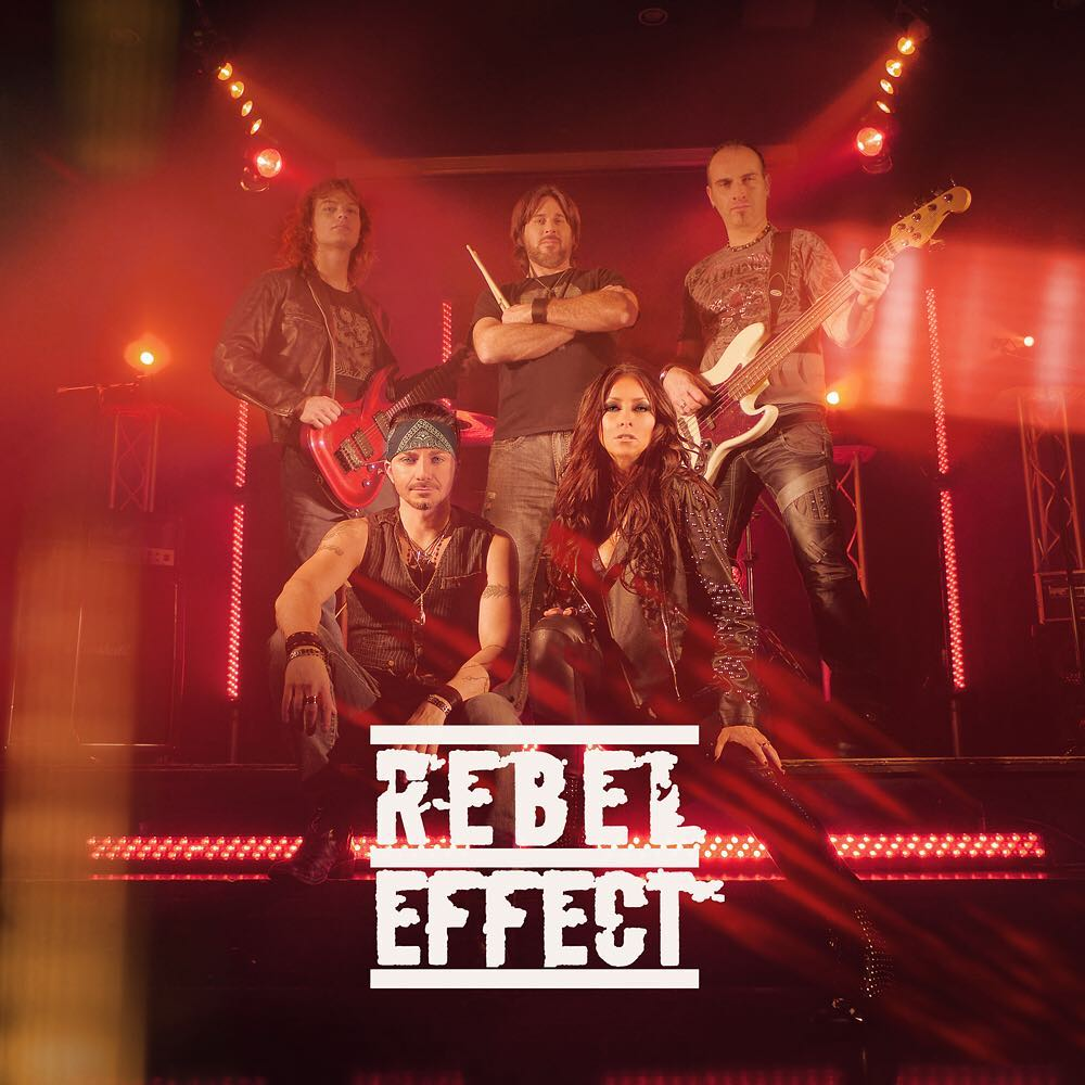 Rebel Effect groupe musique rock