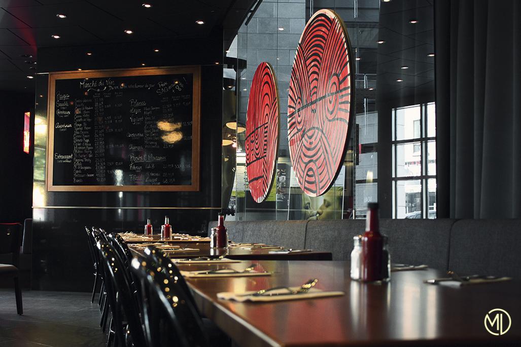 Restaurant Bolo Bolo Montréal MD