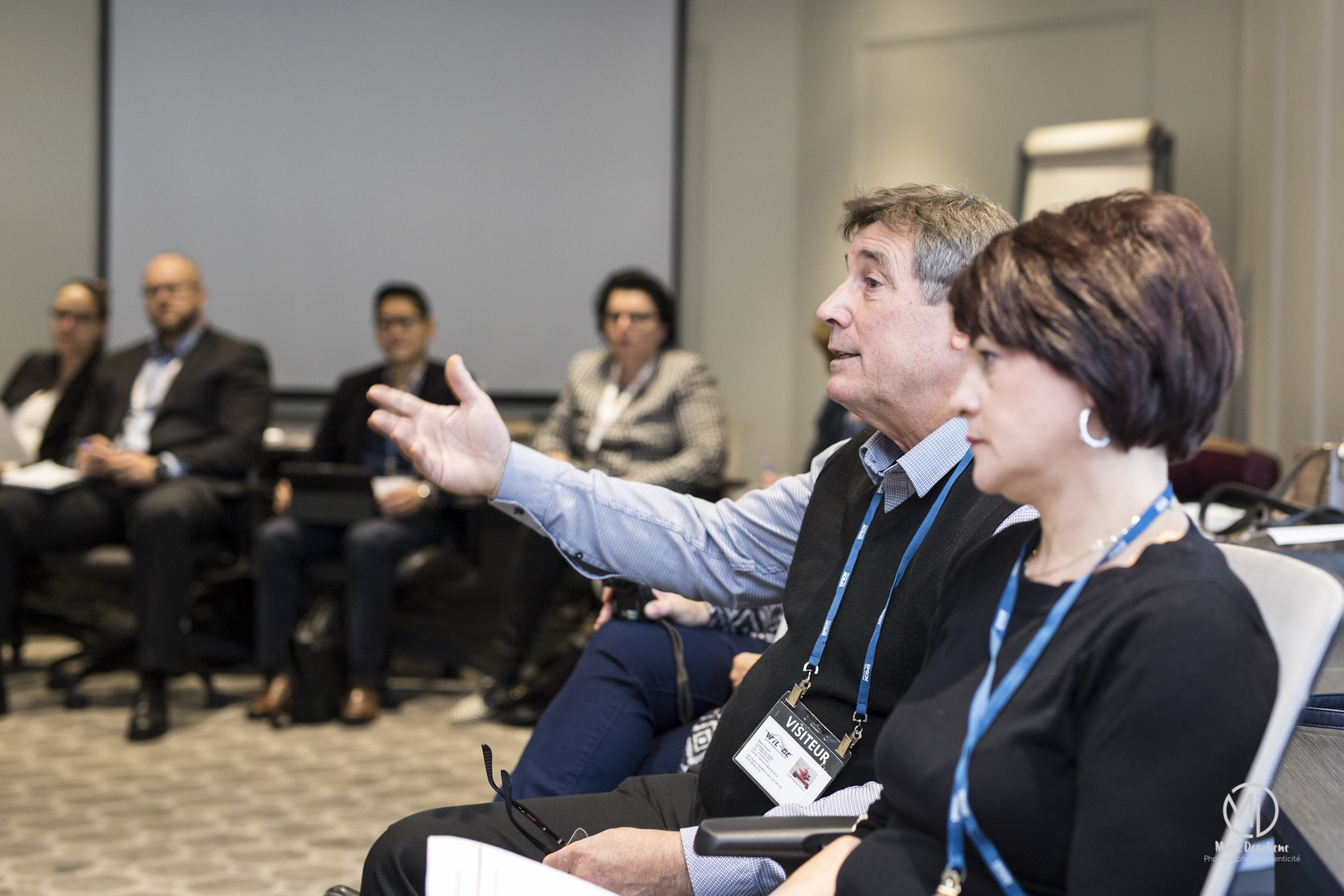 Photo CQAQ 2018 Panel Laval Deschene