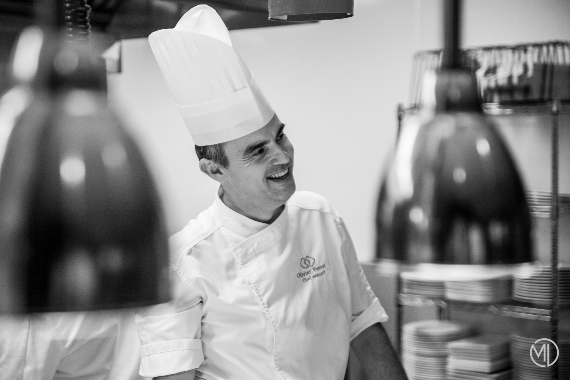 Photo Chef Perret Renoir Montréal