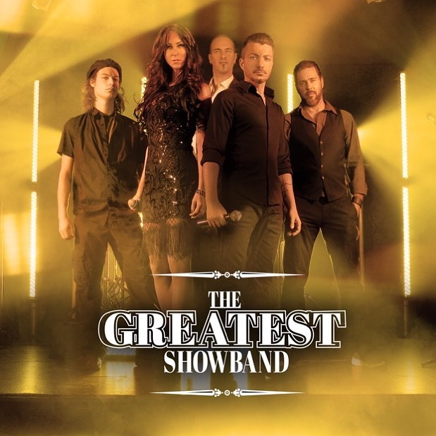 The Greatest showband mariage groupe
