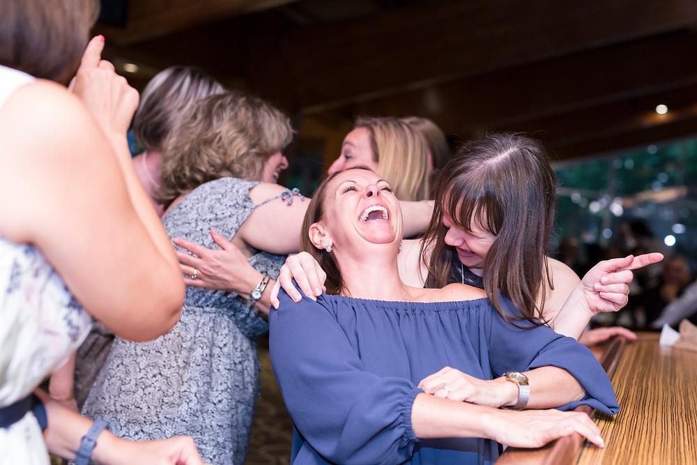 Anniversaire Nathalie 50 ans Rive-Sud de Montréal rires