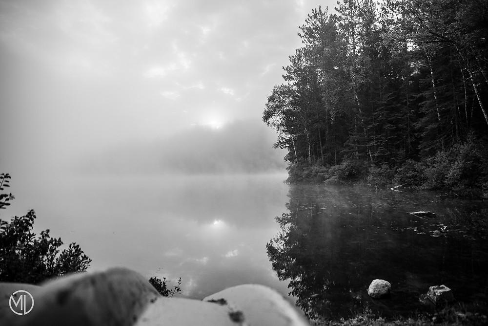 © Marie Deschene, photographe d'authenticité au Parc de la Forêt Ouareau, Québec