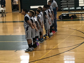 5th grade wins JBA